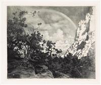 the desert, arizona [no. 2 by george elbert burr